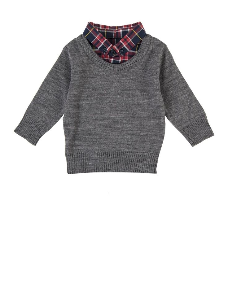 Two-In-One Pullover