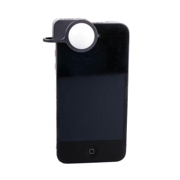 Luxi Belichtungsmesser für iPhone 4, 4s kaufen im Enjoyyourcamera.com Shop