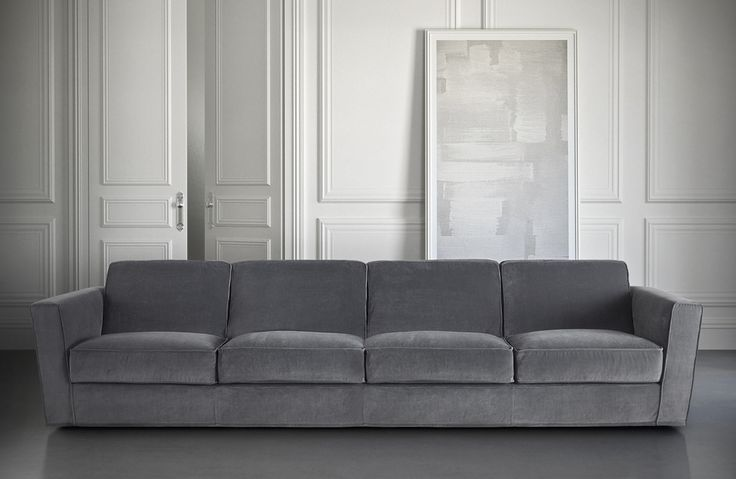 PLAZA modular sofa by Paola Navone