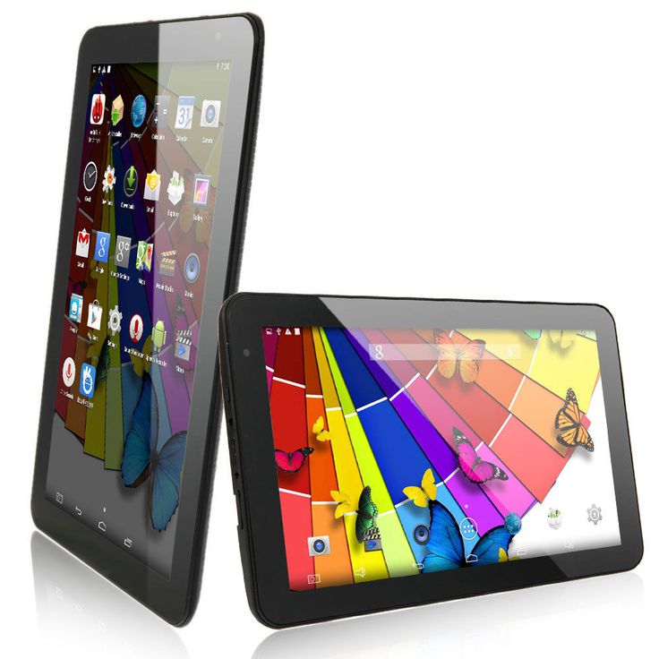 OSHION TABLET 7   Quad Core Tablet PC Android 4.4 1GB 12GB Cam Black