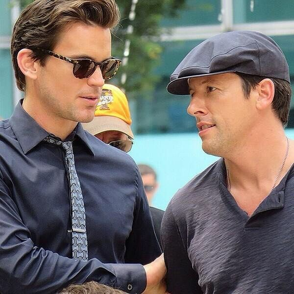 Neal and Keller. White Collar
