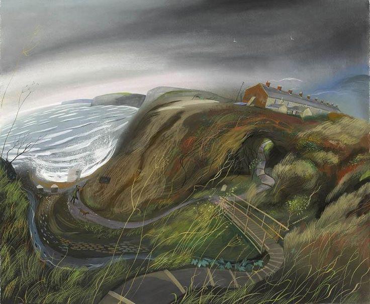 Оригинал взят у gusenka64 в Художник Nicholas Hely Hutchinson Работы художника просты и понятны, но вместе с тем есть ощущение пространства, лёгкости и гармонии. Британский…