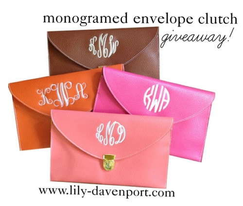 Marly Lilly - my fav new clutch