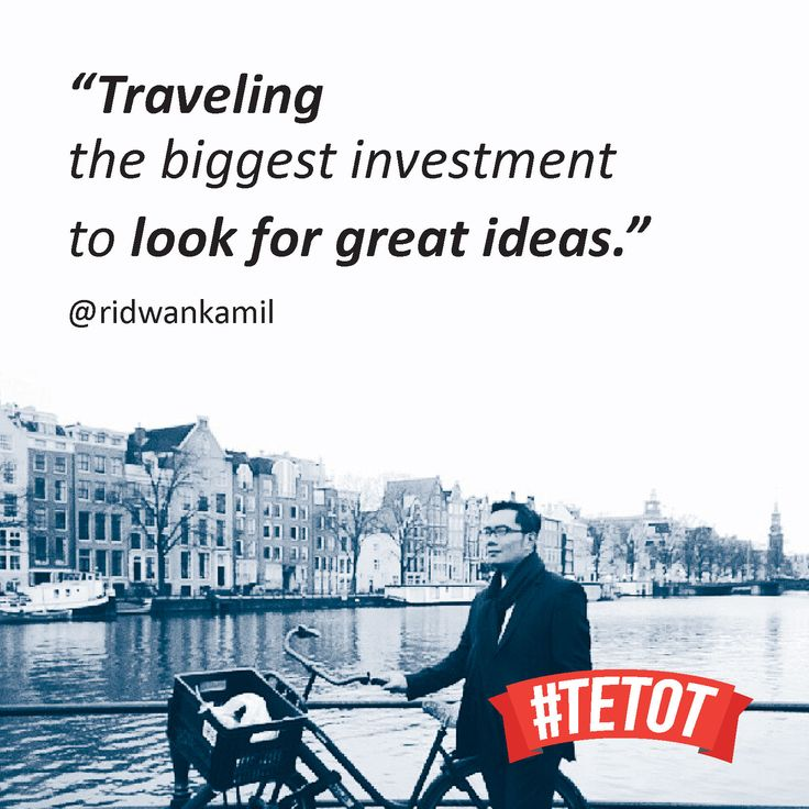 traveling is biggest investment