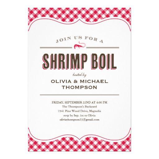 20 best rehearsal dinner invitations wording images on pinterest shrimp boil invitations stopboris Images