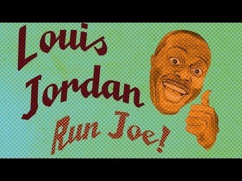 "Louis Jordan - Best Of Louis Jordan, 38 crazy swinging Jazz tracks by the ""King of the Jukebox"" - YouTube"