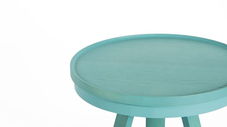 Batea Side Table by WOODENDOT