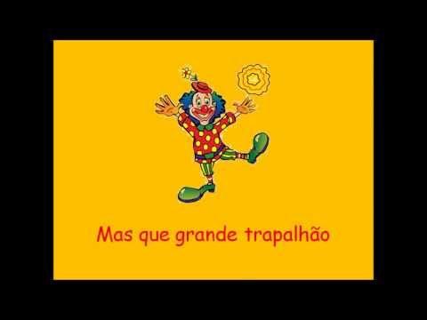 Sempre criança: Carnaval - O palhaço