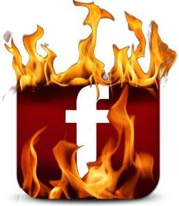 Il simpatico flame e il Social Media Manager #SMM #sociamedia