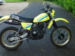 1979 Suzuki DR 350 Second bike