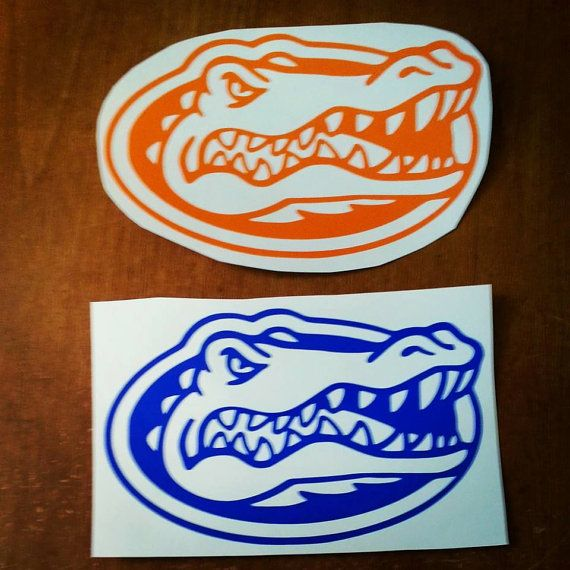Florida Gator Stickers : Best ideas about gator decals on pinterest deer
