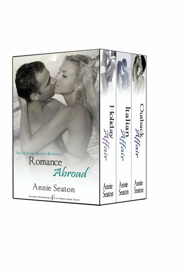 Amazon.com: The Romance Abroad Bundle (Entangled Indulgence) eBook: Annie Seaton: Kindle Store