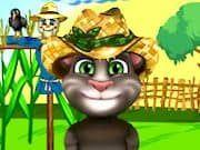 Juego de Gato Tom Granjero