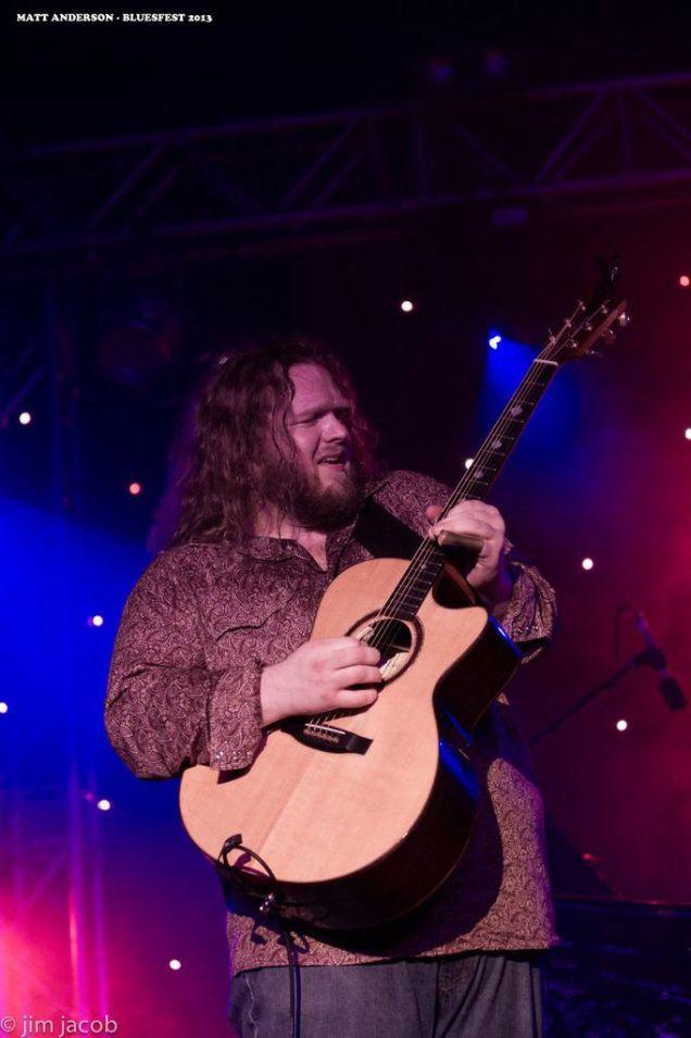 Matt Anderson To Release New Album Honest Man Due February 26 2016 Via True North Records  In October 2015, the award winning artist Matt Anderson once again de-camped from his New Brunswick,...
