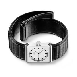 The Bruno Ninaber wristwatch 1984. Dutch Design, available at bofb - best of both -