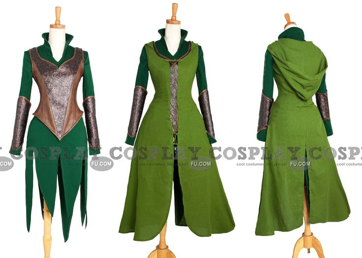 Tauriel Cosplay (Nicole Lilly) von Der Hobbit The Desolation of Smaug