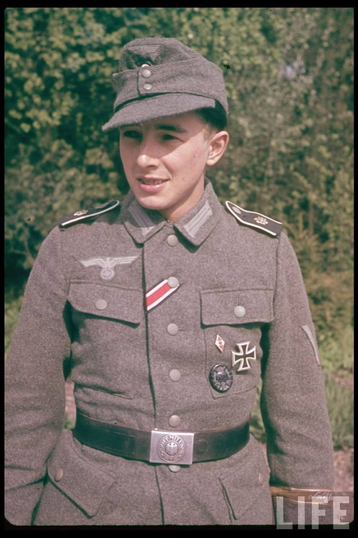 Image result for ww2 german soldier with wound badge
