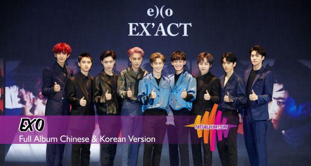 Download Exo ExAct Full Album RAR in http://satualbum.com/download-exo-exact-2016-korean-chinese-version-full-rar.html