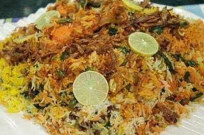 Best recipes in world: Tandoori Chicken Biryani Recipe