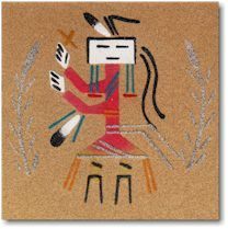 Sand Painting Lesson Plan: Multicultural Art and Craft Lessons for Kids: KinderArt ®