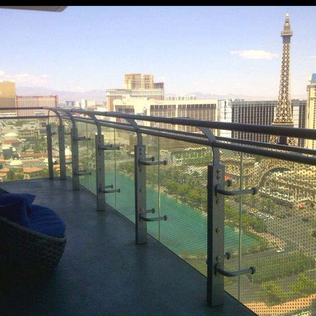 Wraparound Terrace Suite, The Cosmopolitan
