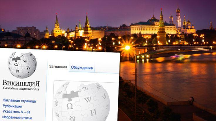 """Rosja tworzy własną Wikipedię. Obywatel ma mieć tylko """"sprawdzone"""" informacje. http://www.tvn24.pl/wiadomosci-ze-swiata,2/rosja-tworzy-wlasna-wikipedie-obywatel-ma-miec-tylko-sprawdzone-informacje,488582.html"""