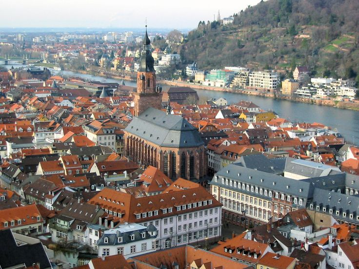 Heidelberg Germany Unofficial Intellectual Capital Wallpaper High Quality