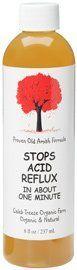 Caleb Treeze Organic Stops Acid Reflux
