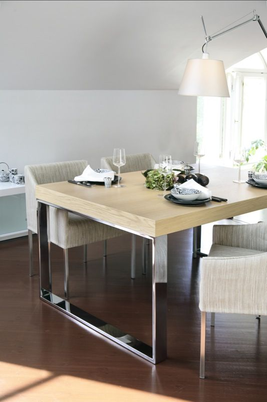 someday i will buy a house and have this in the diningroom! the table is just beautiful!