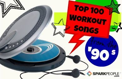 The 100 Best Workout Songs from the '90s via @SparkPeople