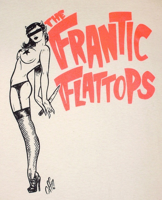 Image result for Frantic Flattops - Rockin Again!