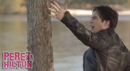 """See a """"The Vampire Diaries"""" blooper reel here with Paul Wesley, Nina Dobrev, Ian Somerhalder, and MORE!"""