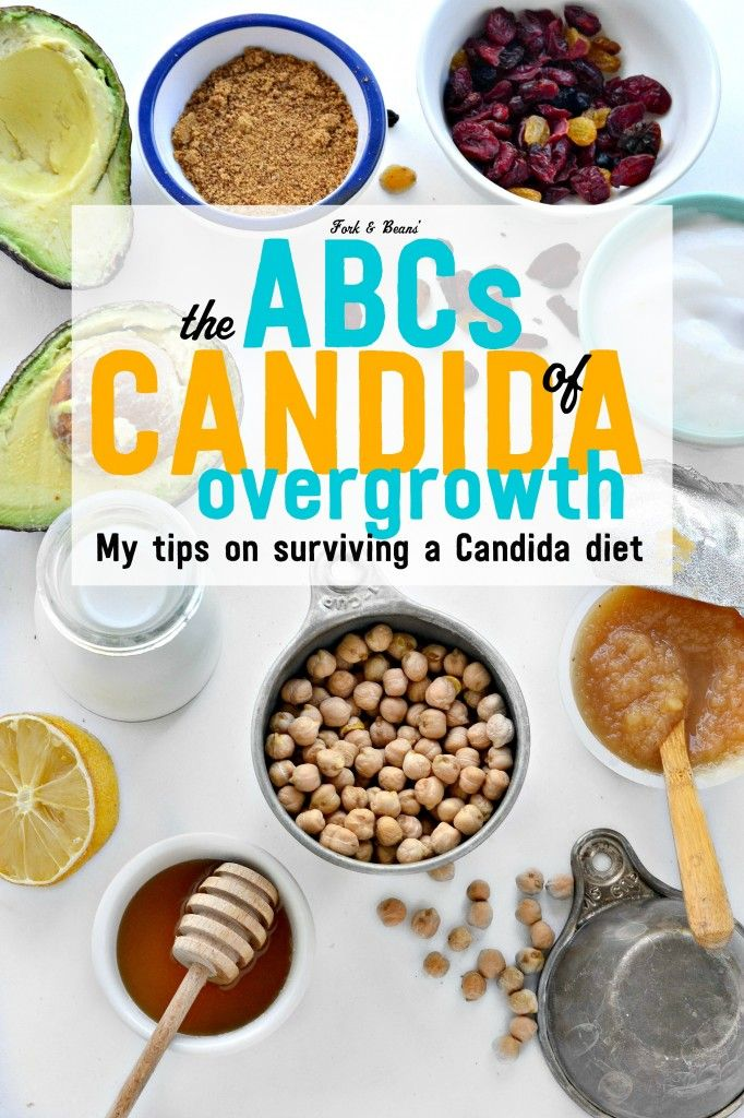 Recently diagnosed with a Candida overgrowth? Here are a few tips on how to deal with the diet to heal your body.