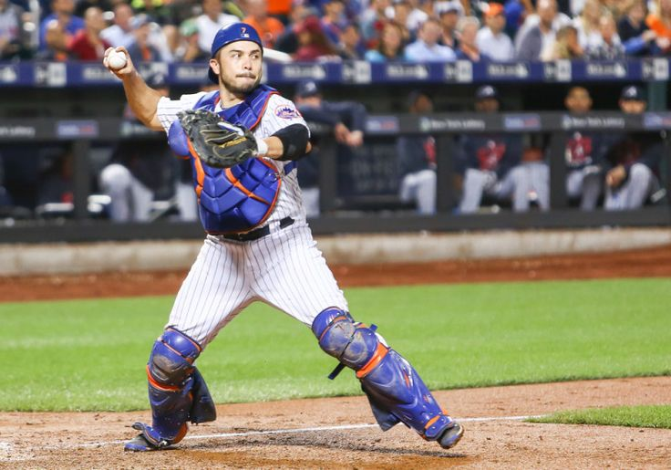 Young Mets Catchers as Tough to Acquire as Pitchers TKB
