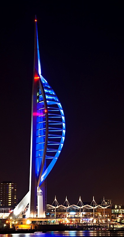 Spinnaker Tower, Hampshire