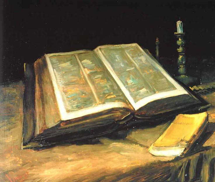 Vincent Van Gogh - Post Impressionism - Nuenen - Bible