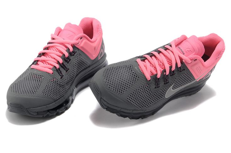 Nike Air Max 2013 Womens Dark Grey Poping Pink 554886 016 [toms for sale 1026] - $59.66 : Toms Outlet,Cheap Toms Shoes Online