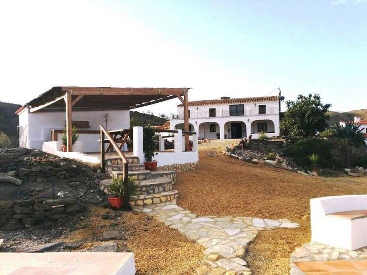Cortijo for sale in Velez Rubio, Almeria, 8 bedrooms - Ref: OLV1102