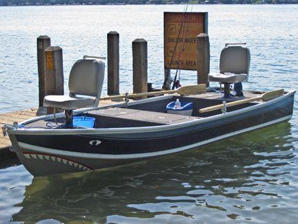 14 Ft Ryan Craft Mod Tinboats Net Random Pinterest
