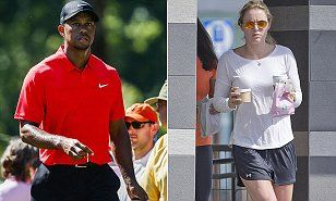 Tiger Woods CHEATED on Lindsey Vonn which was the real reason they split | Daily Mail Online