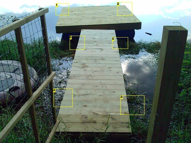 1000 images about diy on pinterest floating dock dock for Pond pier plans