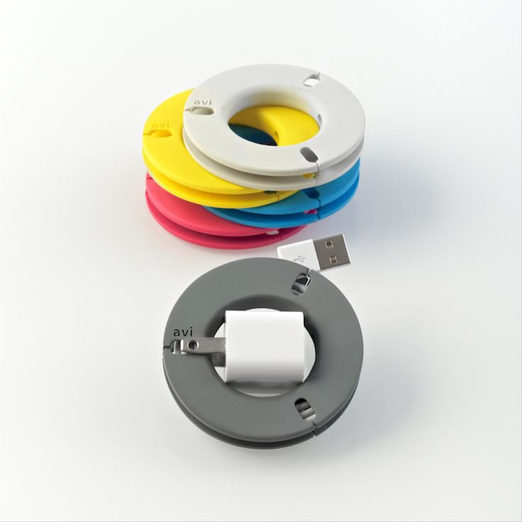 Avi-002 Spin™ - the Smart-Spool™ for smartphones & iPhones