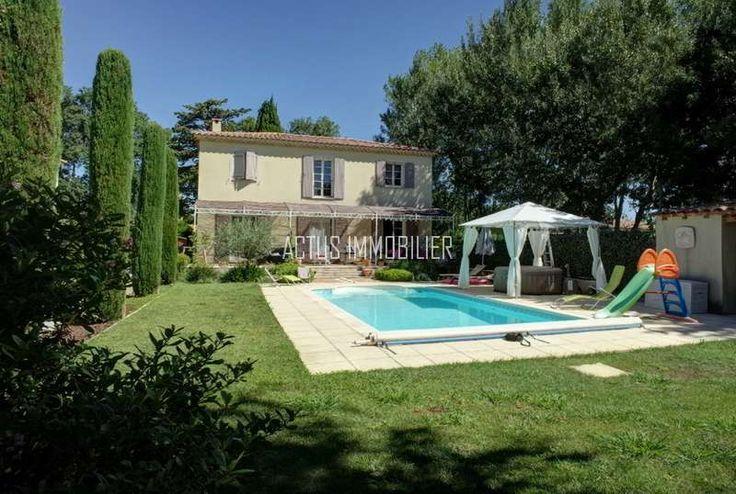 vente villa eyguieres 13430 vente achat maisons