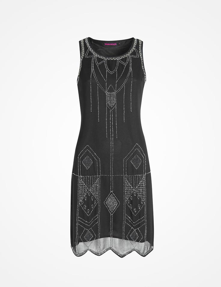 EBONY dress black