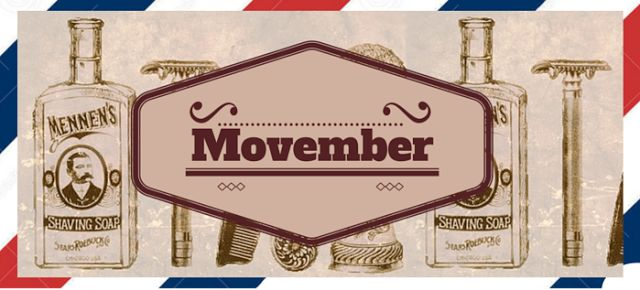 #Jump on the #Movember #bandwagon this month! Visit our #blog for details.