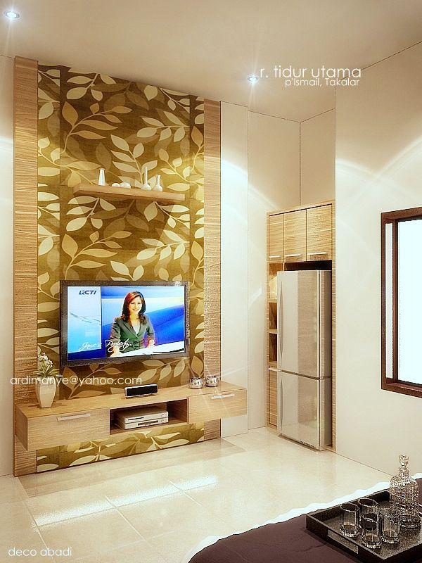 interior rumah p' ismail