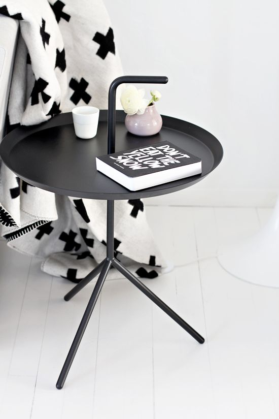 Hay DLM Table detail (http://www.nest.co.uk/product/hay-dlm-side-table) via Stylizimo