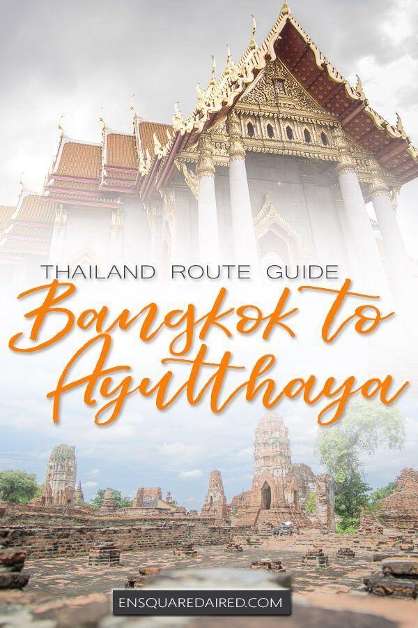 dbc9944b922a7f6b62e72f262fc1e877 - How Do I Get From Bangkok To Ayutthaya By Train
