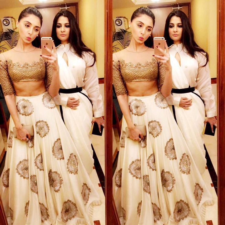 Pernia Qureshi and Rhea Kapoor