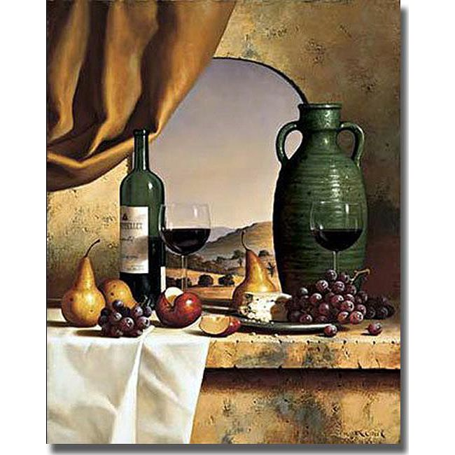 Loran speck 39 arch with a view 39 canvas art for Best online store for artists